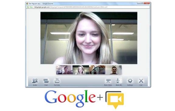 Google Plus (Google+): Quedadas - Google Hangouts
