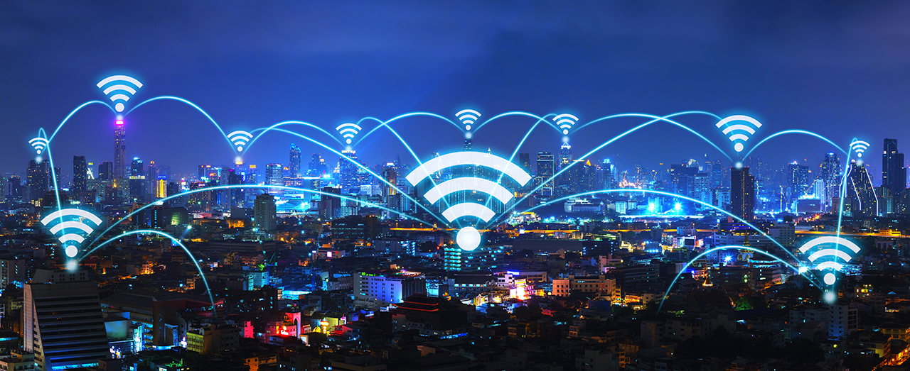 What is IoT in telecommunications