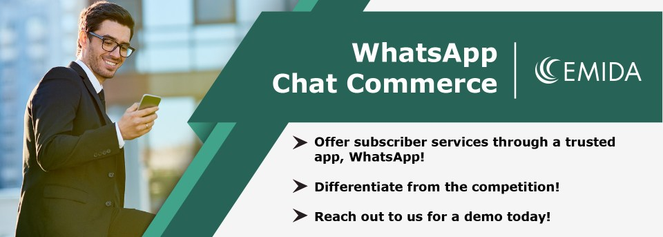 Whatsapp Chat Commerce