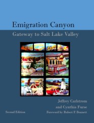 Emigration Canyon History book cover