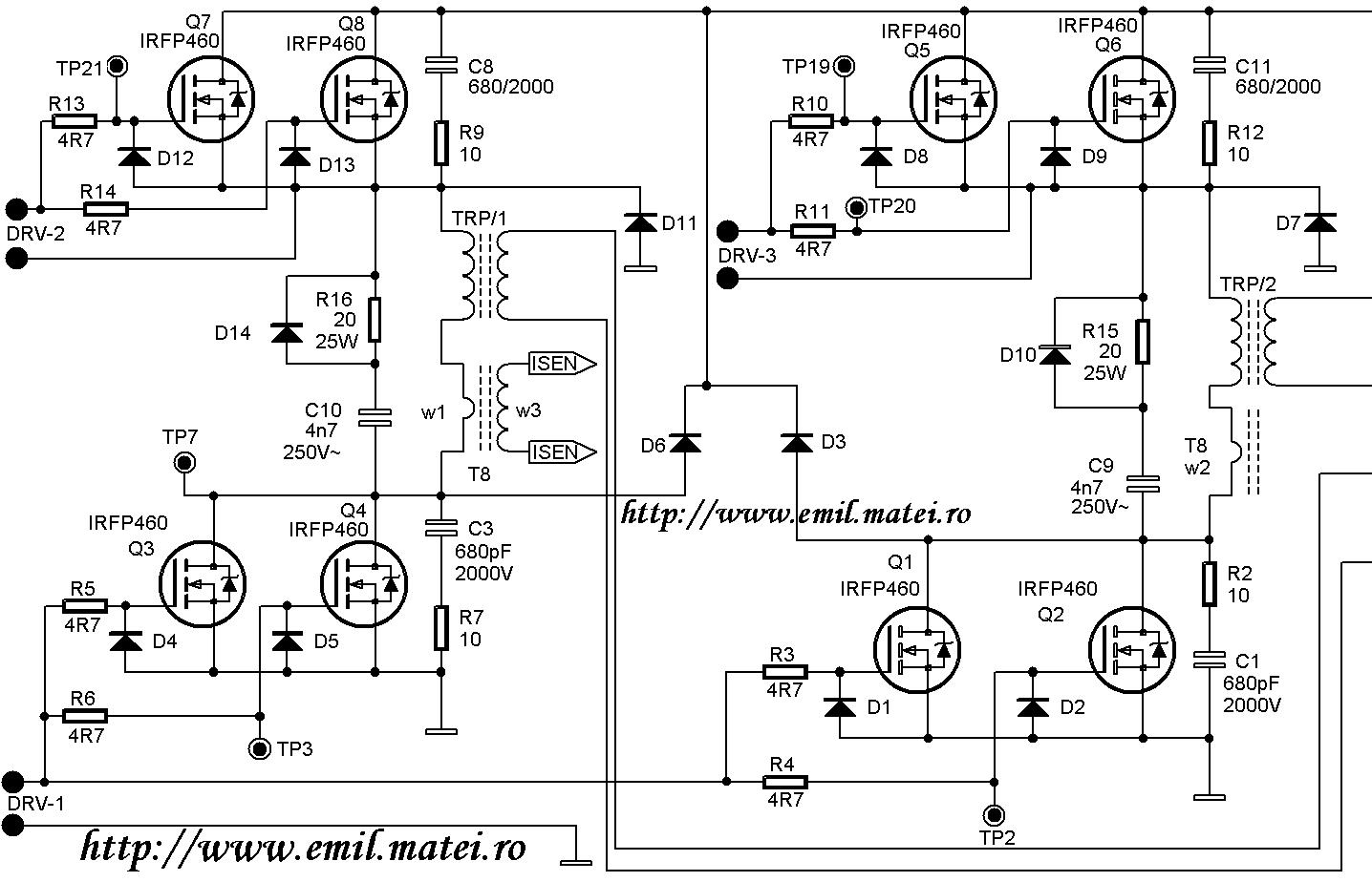Schema Inverter Sudura