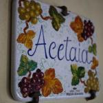 balsamic vinegar in Modena