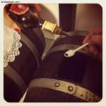 tasting of balsamic vinegar