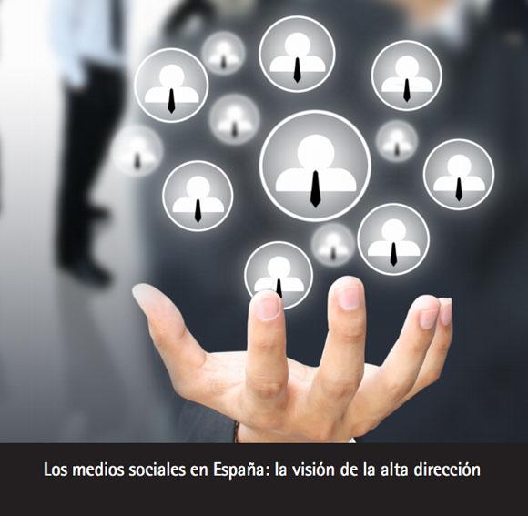 Estudio uso redes sociales por los directivos