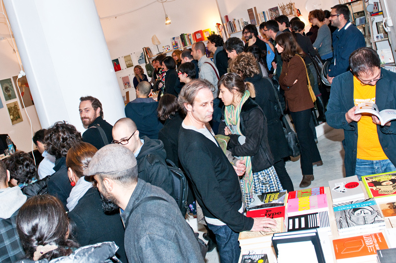 10x10 book launch+ small exhibition @ 121 Milano (photoshoot) [img 2]