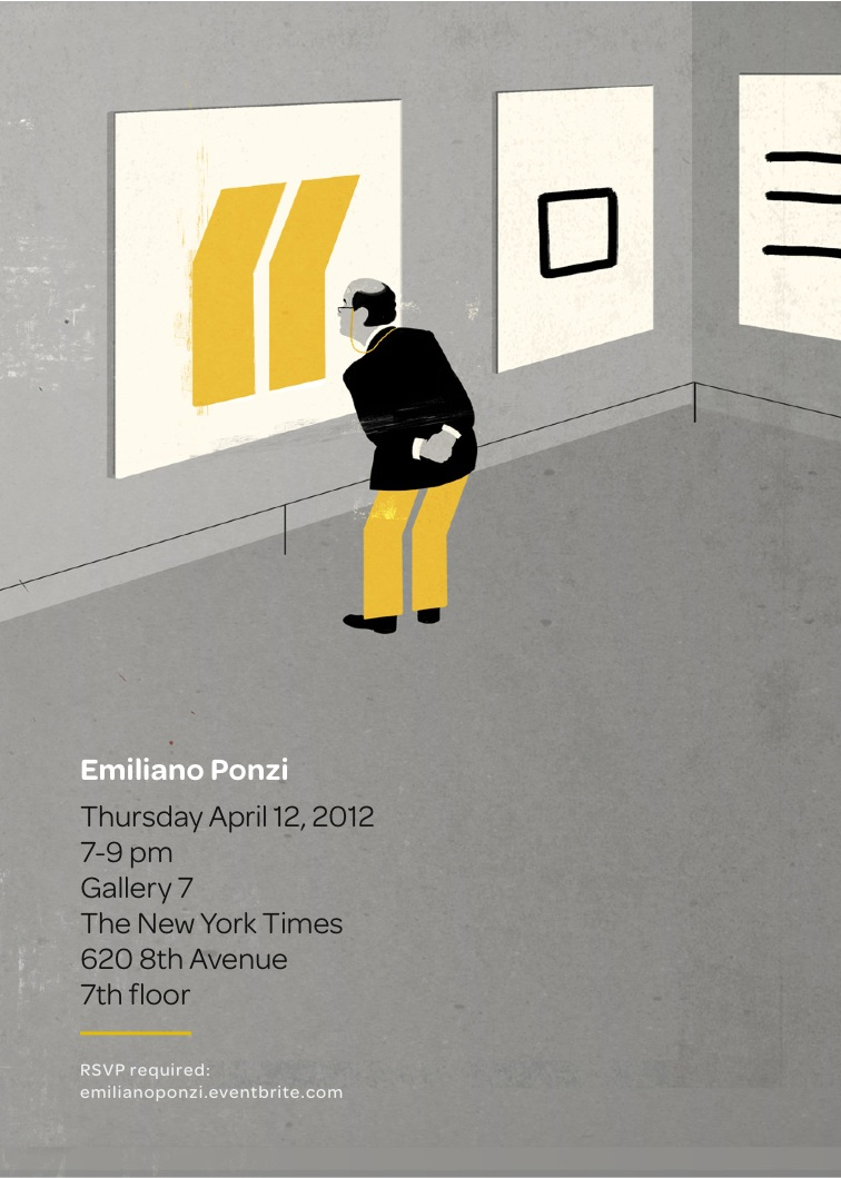 The New York Times Exhibition [img 1]