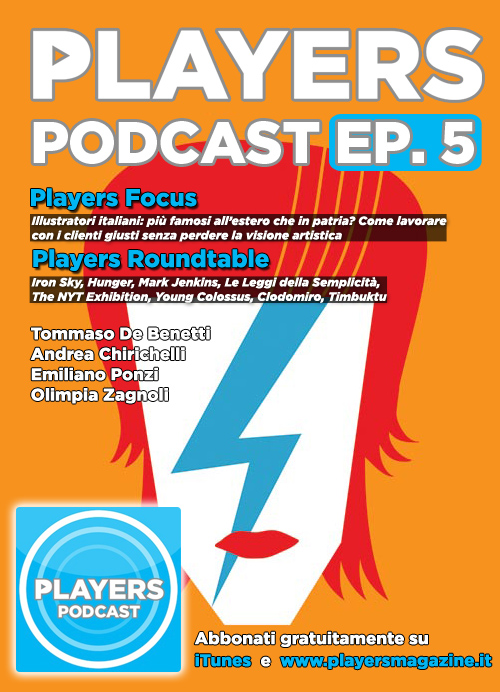 Players focus: Podcast Emiliano Ponzi e Olimpia Zagnoli [img 1]