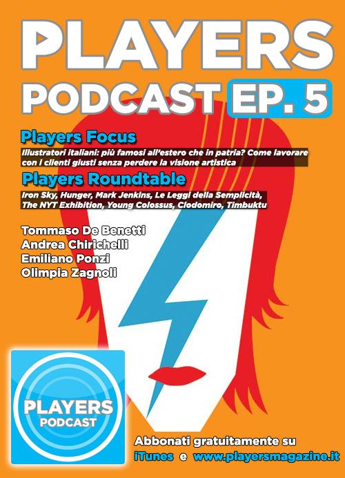 Players focus: Podcast Emiliano Ponzi e Olimpia Zagnoli [img 1]