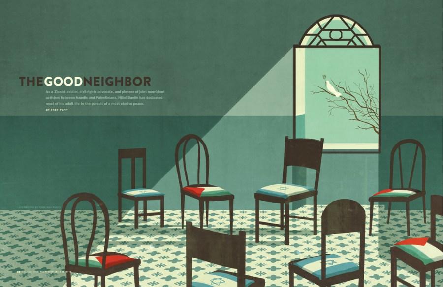 The Good Neighbor  [img 1]