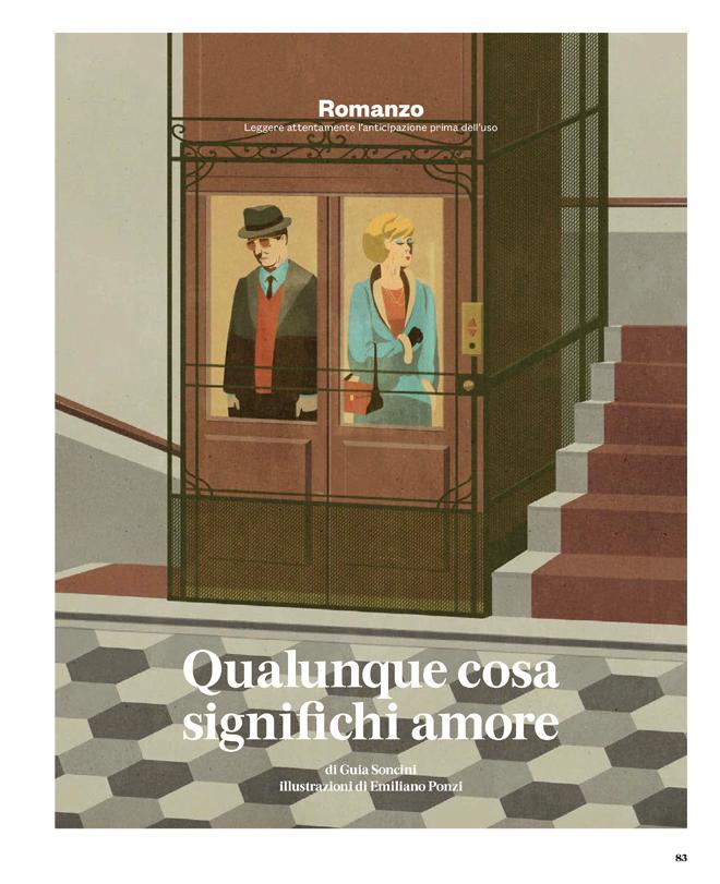 Qualunque cosa significhi amore IL n 71 Guia Soncini Emiliano Ponzi