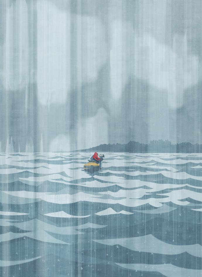 The New Yorker Emiliano Ponzi