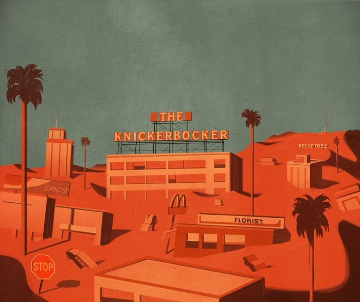 The Drought, Emiliano Ponzi
