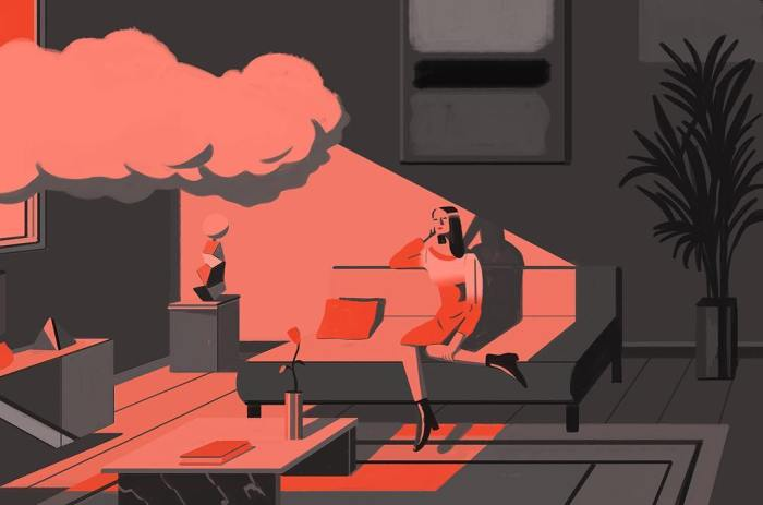 The importance of the void, Emiliano Ponzi