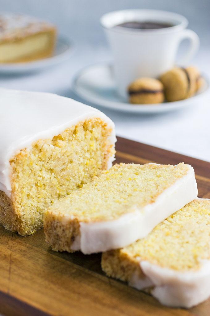 Lemon Cake by Sofia Von Porat