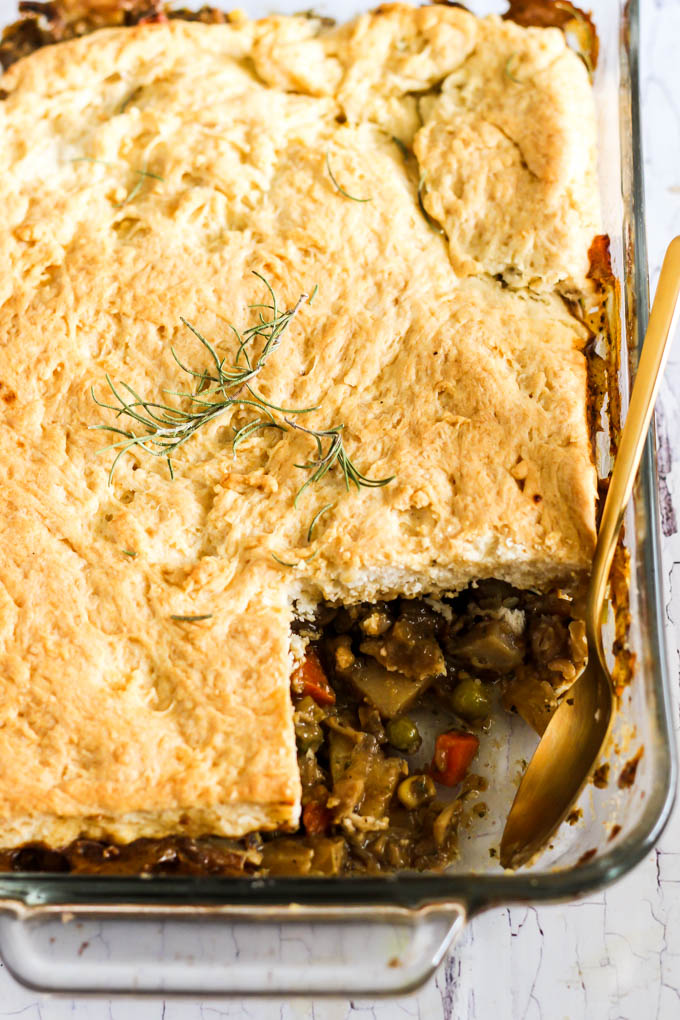 This Vegan Pot Pie Will Be A Hit With Everyone At The Dinner Table! Itu0027s