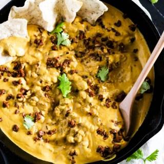 Vegan Chili Cheese Dip