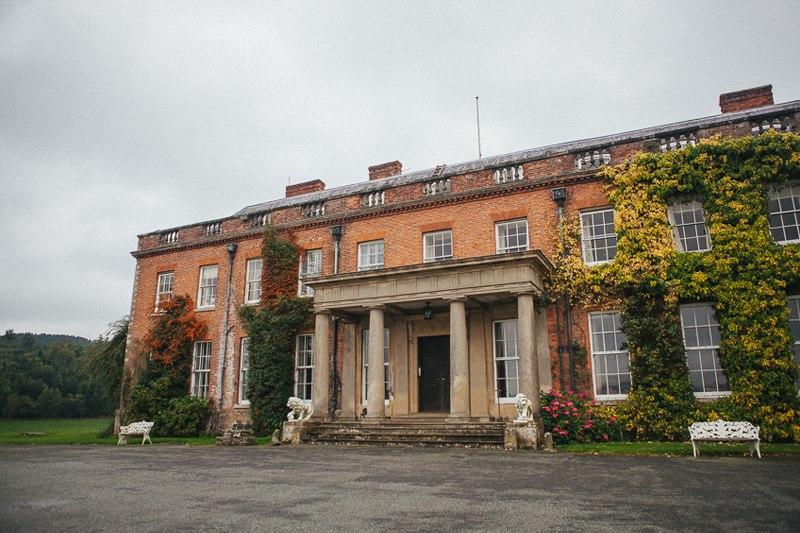Walcot Hall Wedding - Shropshire Wedding Photographer