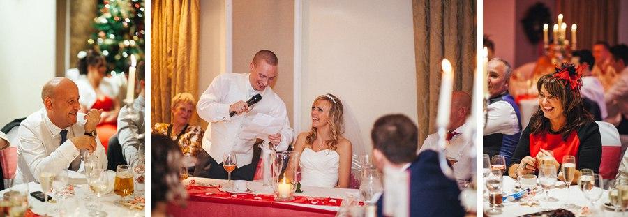Red Hall Hotel wedding