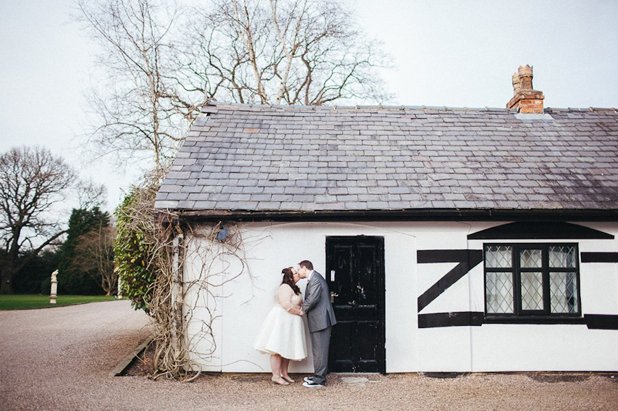 An English literature theme wedding at Cheshire Hall