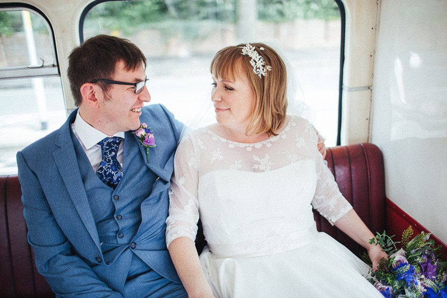 Wedding at The Old Parsonage Didsbury Photographer