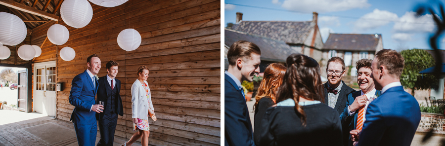 Upwaltham Barns Wedding - Chichester Wedding Photographer