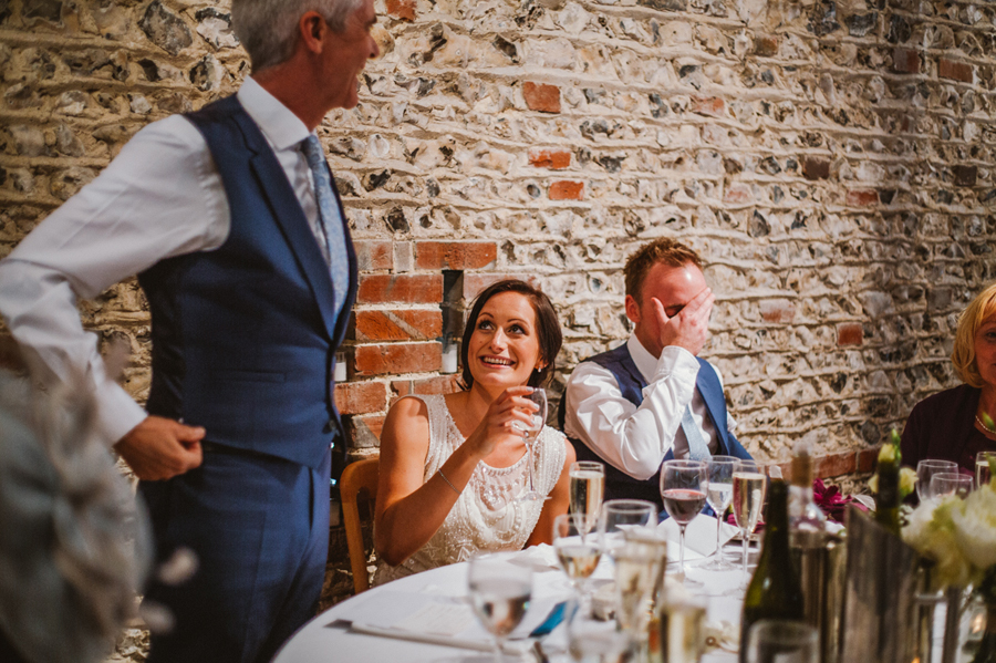 Chichester wedding photographer - Barn Wedding West Sussex