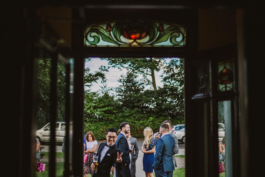 Rustic Barn Cubley Hall Wedding - Sheffield Wedding Photographer