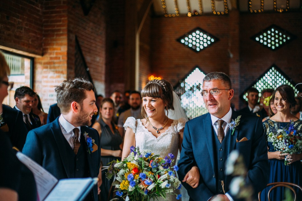 Shustoke barn ceremony