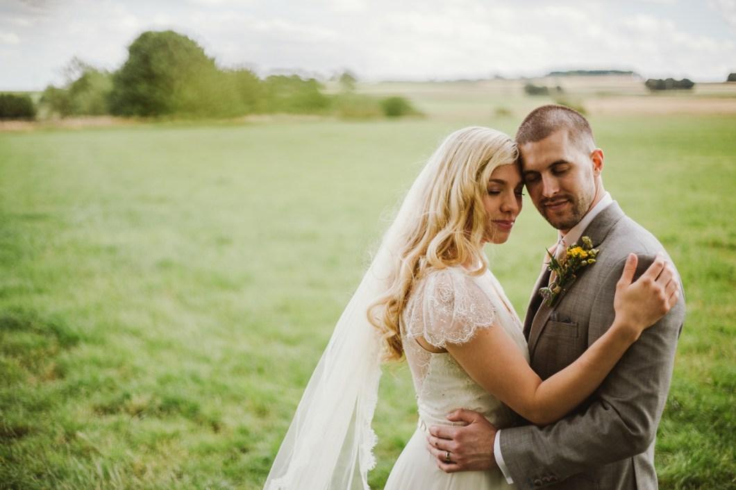 Cubley Hall wedding portraits