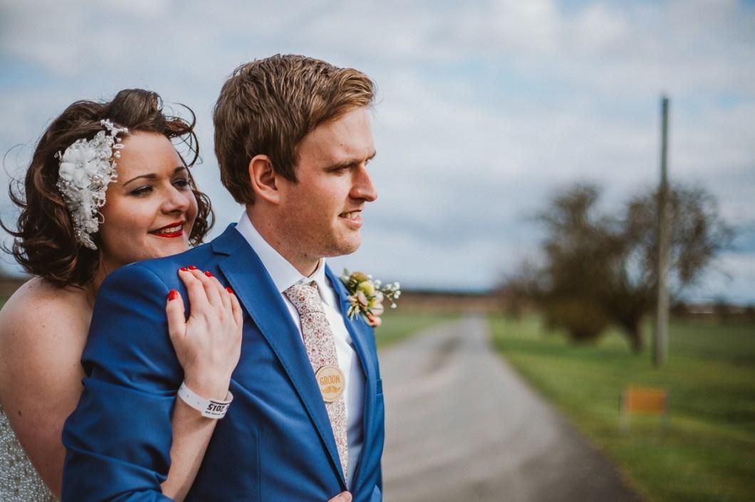 Festival Yorkshire wedding