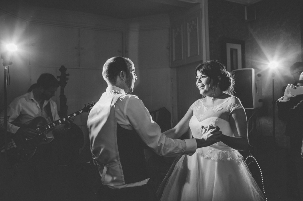 Didsbury House first dance