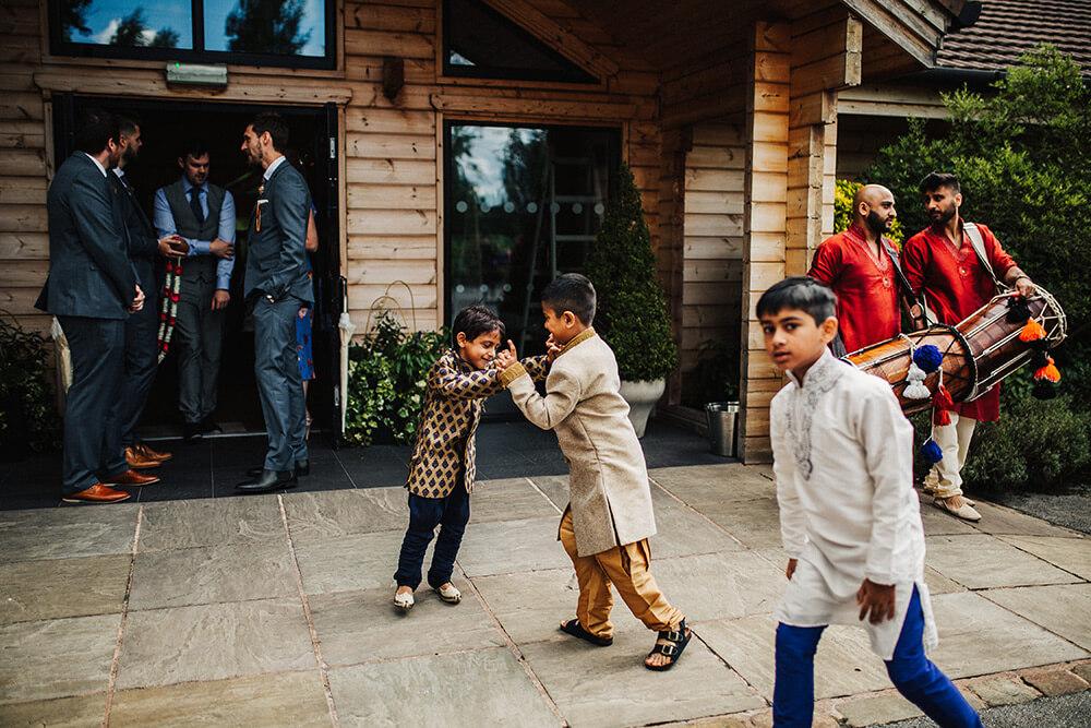 Styal Lodge wedding Cheshire