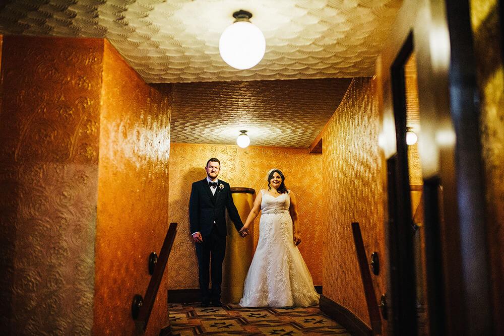 Stockport Plaza wedding photos