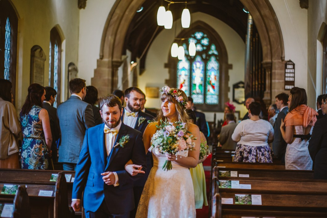 Quarry Bank Mill Wedding - Relaxed, natural Cheshire Wedding Photography