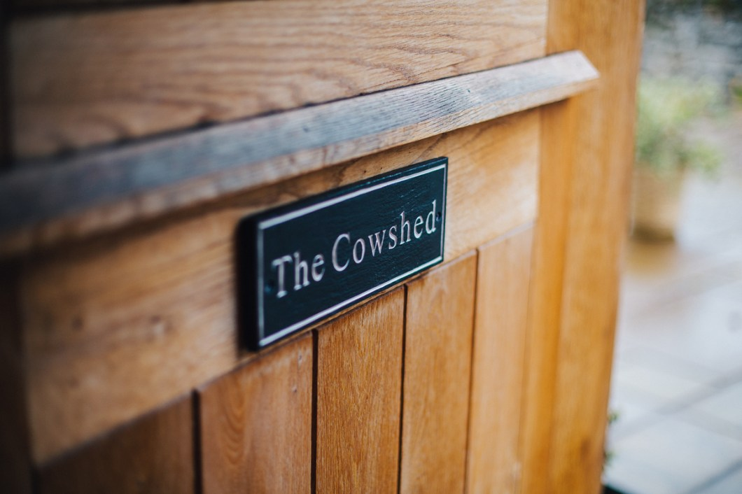 The cowshed, Sunbank Holiday Cottages Llangollen