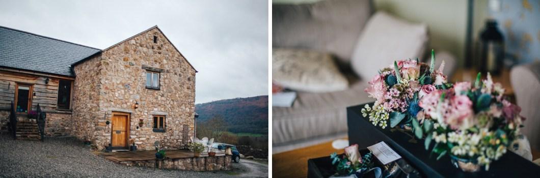 Sunbank holiday cottages - wedding morning