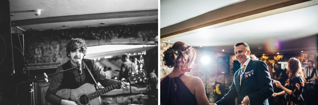 Wedding evening - Barn wedding wales