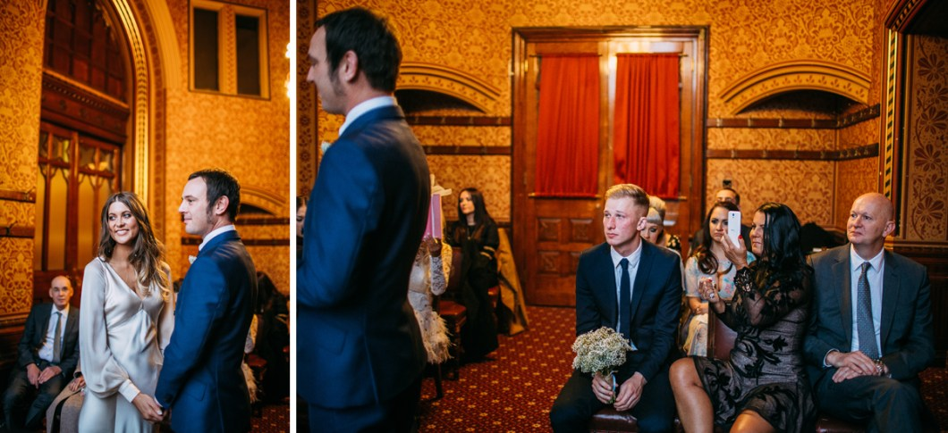 Documentary photography during the ceremony