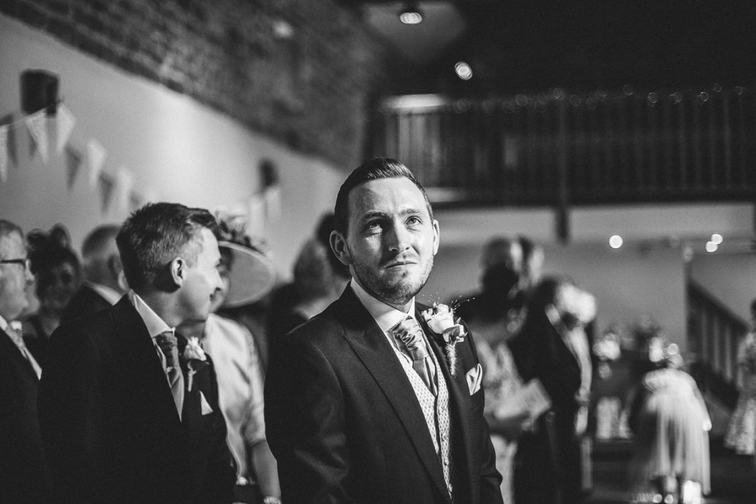 Relaxed wedding photographer Lancashire