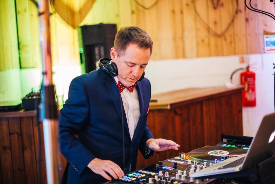 Deckheds Wedding DJ Lancashire