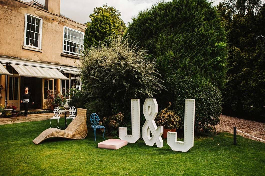 East Bridgford Hill wedding venue