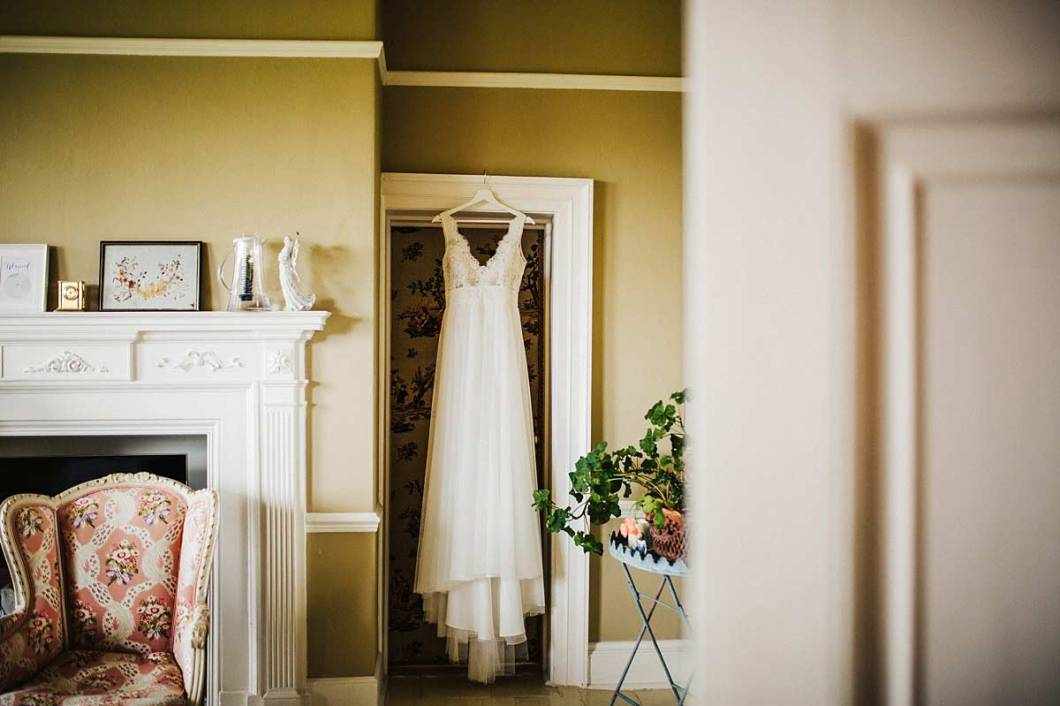 Mirror Mirror Wedding dress