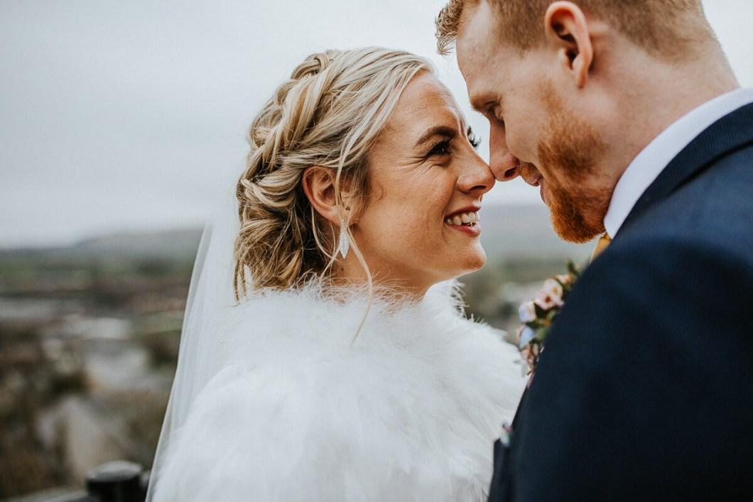 Beautiful wedding portraits Lancashire