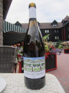 Serras del Priorat 2010 Wine Bottle