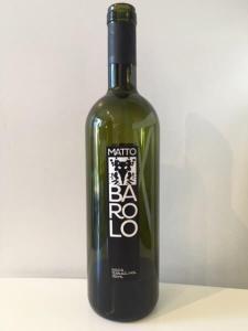 Matto Barolo 2011 Wine Bottle