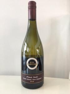 Kim Crawford Pinot Noir 2015 Wine Bottle