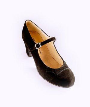Zapato Flamenco, Salón