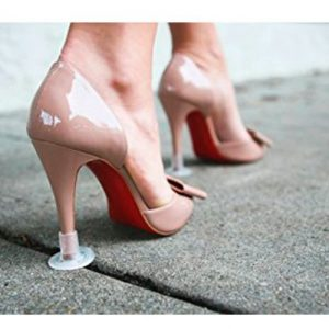Slim Flared Heel Cover