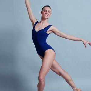 Maillot - MARTINE - Ballet Rosa