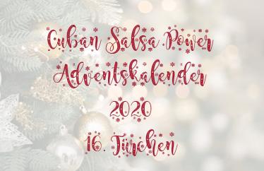 CSP Adventskalender 2020 – Türchen 16